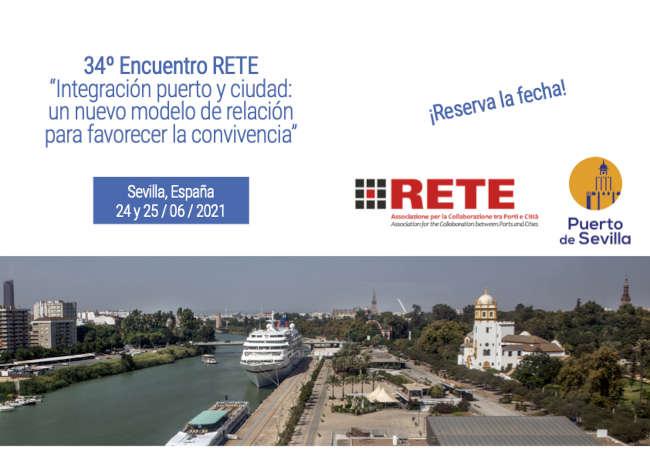 34 Encuentro RETE-Save the date