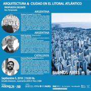 Arquitectura & Ciudad en el Litoral Atlantico