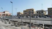 CATANIA - Demolition of the harbor wall-2018-