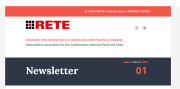 RETE - NEWSLETTER 01 - March 2018 - cover
